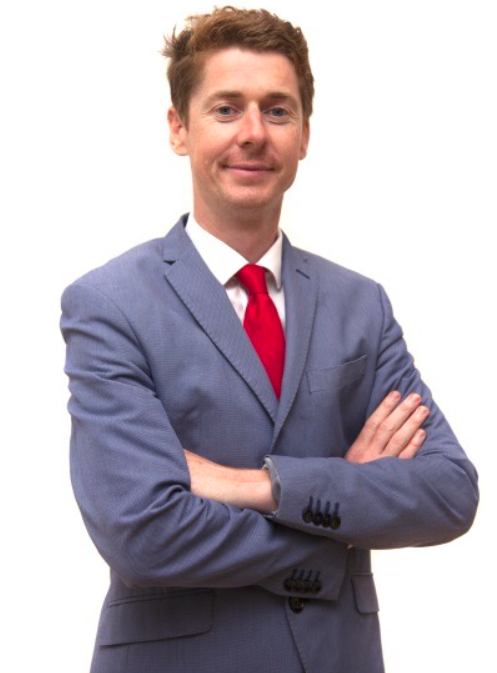 Séamus Hayes, GFSC's new Resolution Specialist